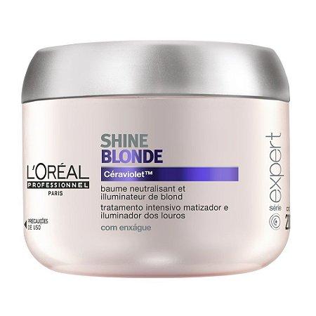 Shine Blonde Máscara Matizadora 200g - L'Oréal Professionnel
