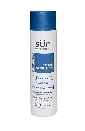Total Nutrition Shampoo 250ml - SUR Professional