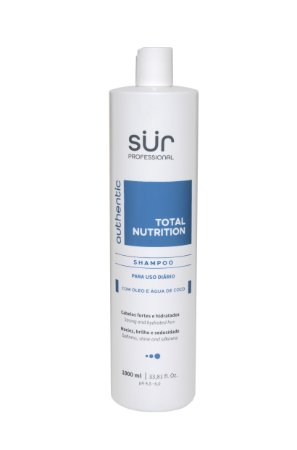 Total Nutrition Shampoo 1000ml - SUR Professional