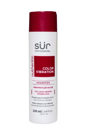 Color Vibration Shampoo 250ml - SUR Professional