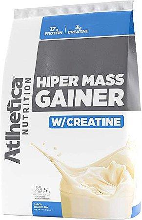 Hipercalórico Mass Gainer 3kg - Atlhetica Nutrition