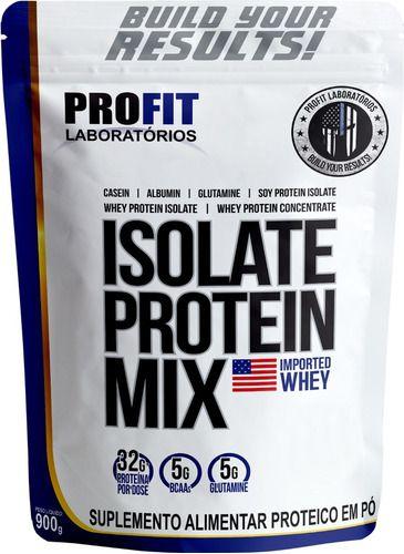 Iso Mix Whey Protein Isolado 900g - Profit Labs