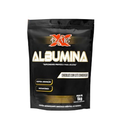 Albumina Xlab 1Kg SABORES