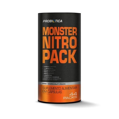 Monster Nitro 44 Packs - Probiótica