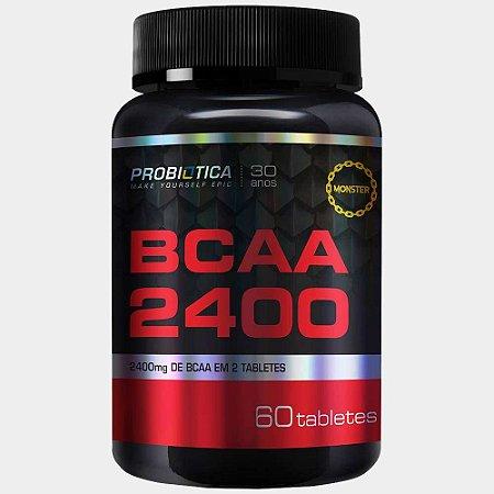 BCAA 2400  PROBIOTICA 60 TABLETS