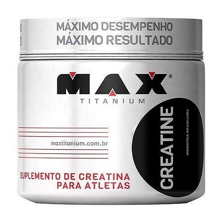 CREATINA MAX TITANIUM 300GMAX