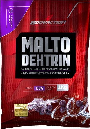 MALTODEXTRINA COM DEXTROSE  BODY ACTION  1 KG