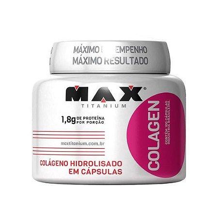 COLAGENO MAX TITANIUM 100 CAPSULAS