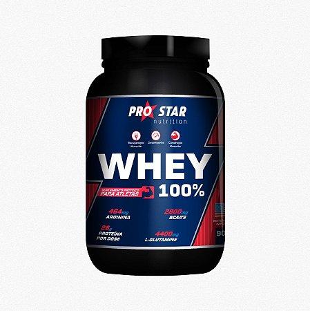 100% WHEY PRO STAR 900G