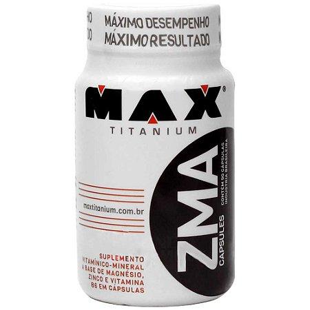 ZMA MAX TITANIUM 90 CAPSULAS