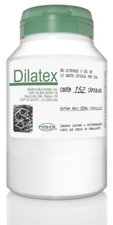 DILATEX (152CAPS) POWER SUPPLEMENTS VASODILATADOR