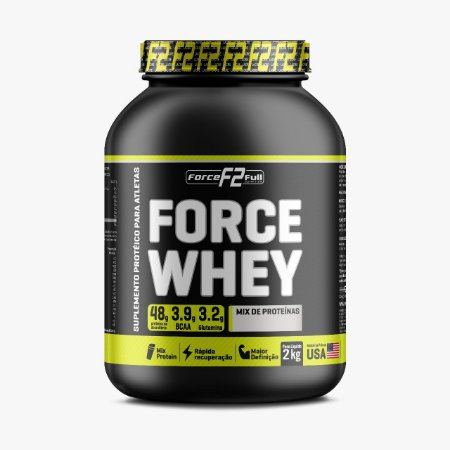 FORCE WHEY MIX 2KG FORCE FULL
