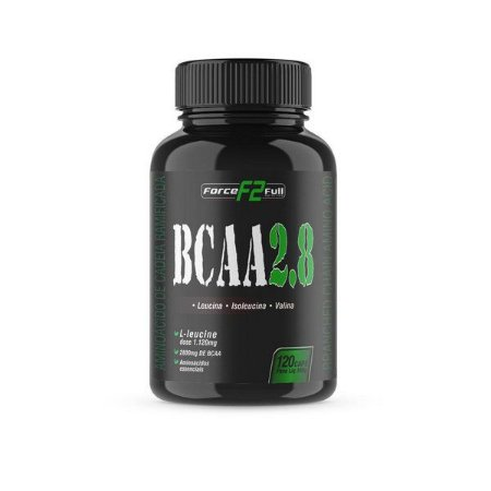 BCAA 2.8G 120 CAPSULAS - FORCE FULL