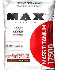 MASSA MAX TITANIUM 3KG
