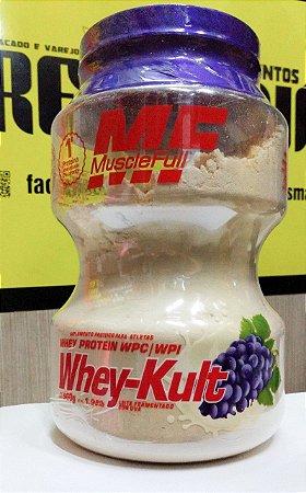 WHEY KULT (1030KG) MUSCLEFULL UVA