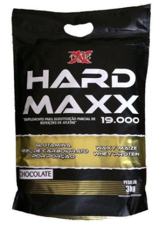 Hipercalórico Hard Maxx 19000 3kg - Xlab
