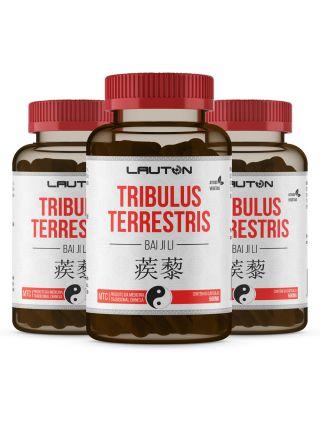 TRIBULUS TERRESTRIS BAI JI LI - 60 CÁPSULAS 500mg