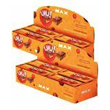 UAU PROTEIN BAR (540g) - Chocolate Crocante - Max Titanium - 12 UNIDADES