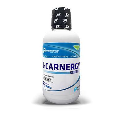 L-CARNERGY SCIENCE PERFORMANCE 474ml - LIMÃO - Performance nutrition