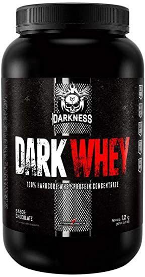 Dark Whey - Darkness - Chocolate Maltado 1,2kg