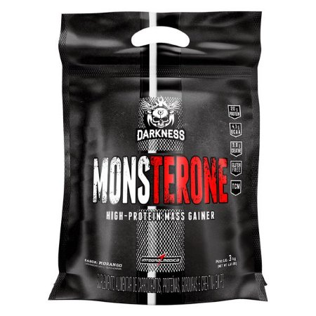 Monsterone 3KG - DARKNESS - CHOCOLATE