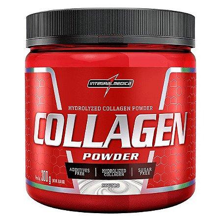 Collagen Powder - Neutro - 300g INTEGRALMEDICA