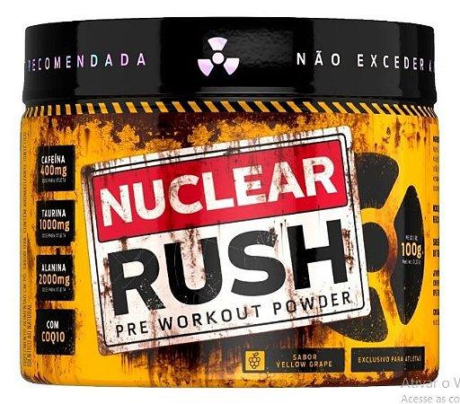 Pré Treino Nuclear Rush Powder - (100g) - Bodyaction