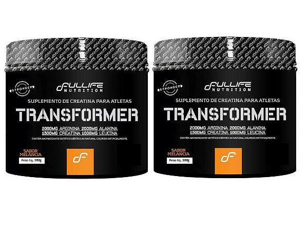 2pre Treino Transformer 300g C Arginina+leucina