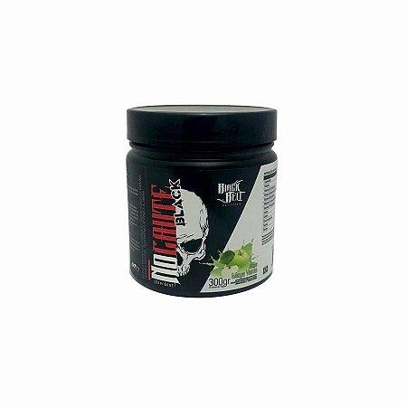 nocaute black stn nutrition 300g maçã verde