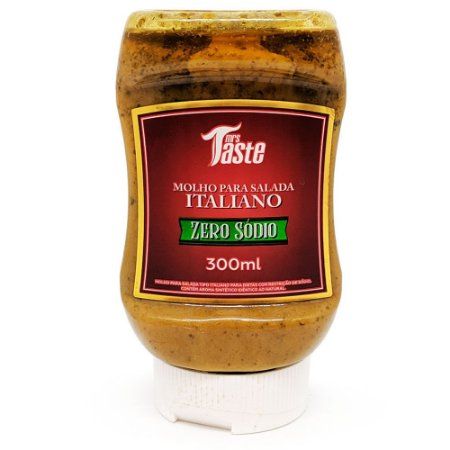 mrs taste 300ml italiano