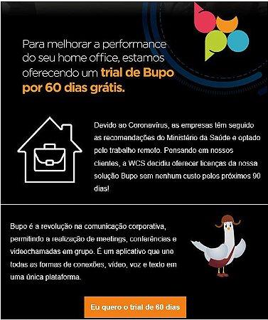 BUPO  | Melhor que  Skype e WhatsApp para Sua Empresa - Clique em Consulte o Preço ou no WhatsApp e Solicite  o Seu Trial 60 Dias