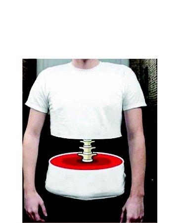 Camiseta 3D - Bones