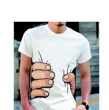 Camisa 3D Hands