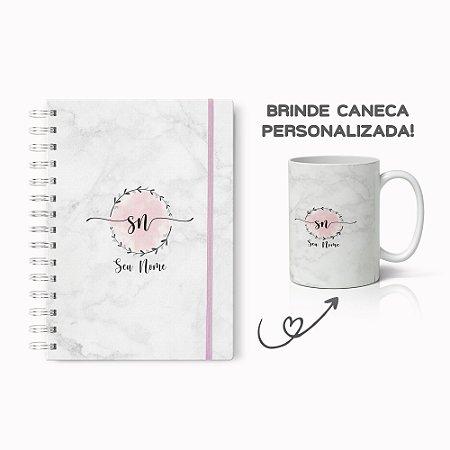 Agenda Personalizada Brinde Caneca