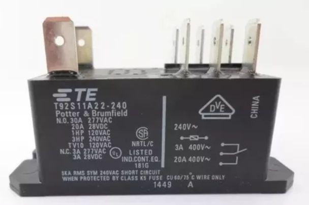 Rele Condensadora Ar Condicionado Split Springer Carrier