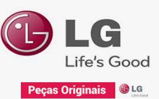 PEÇAS ORIGINAIS SPLIT LG DUAL INVERTER 12.000 BUTU/H- S4NQ12JA3WC