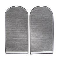 Filtro Ar Condicionado Carvão Ativado - Duplo  BMW Série 7 E38 (94 >01)