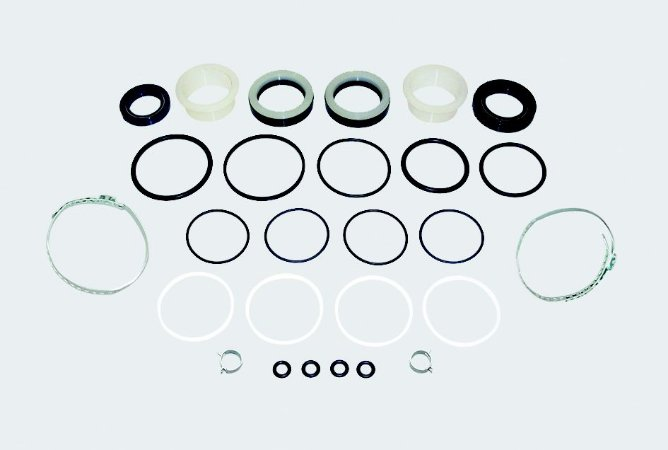 Reparo Caixa Direção Hidráulica Nissan Pathfinder (95 a 04) V6 3.5 L