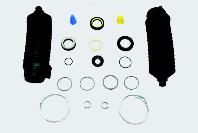 Reparo Caixa Direção Hidráulica Corolla / Matrix (02 a 07) Com Coifas