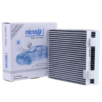 Filtro Ar Condicionado Carvão Ativado BMW X3 F25 (10 >) / X3 F26 (14 >) / X4 F26 (14 >)
