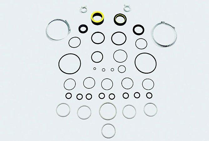 Reparo Caixa Direção Hidráulica BMW X5