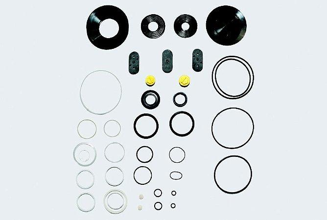Reparo Caixa Direção Hidráulica Eurocargo  (Tampas laterais de plástico)