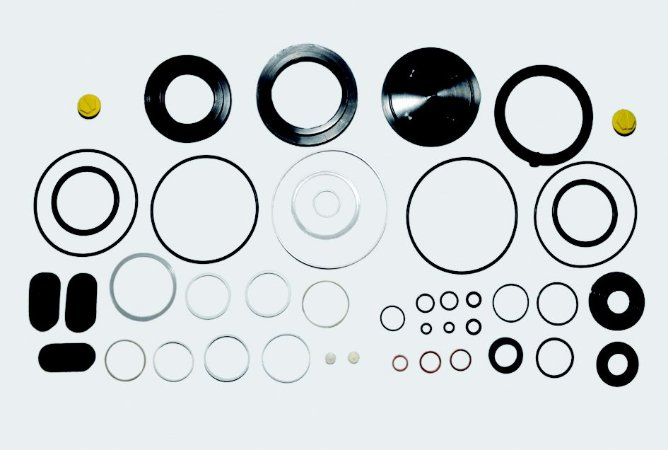 Reparo Caixa Direção Hidráulica Servocom - OF 1732 / 2836GL / GLE / 0-500 M/R/U /  Axor 1933S a 2828S / 3340K / 3340S / 3344K / 3344S