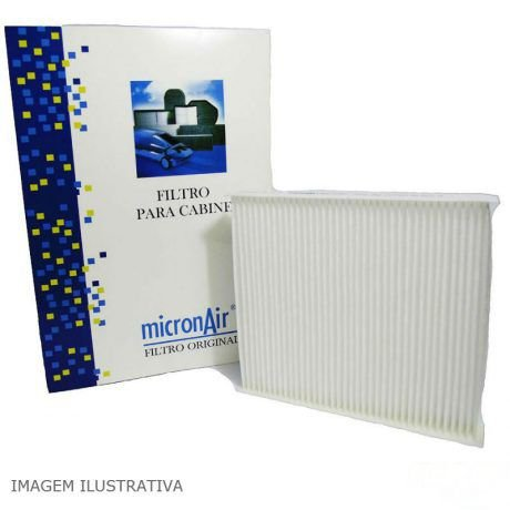 Filtro Ar Condicionado Citroen C3 (02 à 10) / C4 (05 á 07) / C2 (03>) / Peugeot 307 (01>10)