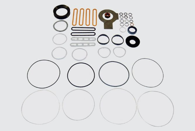 Reparo Caixa Direção Hidráulica Volvo N10 / N12 / B10M