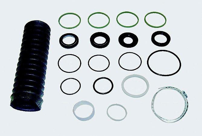 Reparo Caixa Direção Hidráulica Gol / Parati / Saveiro até 94 (Válvula Alumínio)