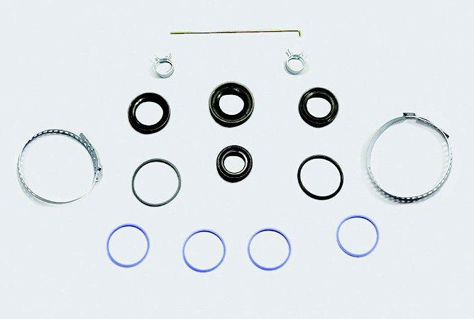 Reparo Caixa Direção Hidráulica Impreza (04 a 06) (Retentor Cremalheira 24x41 + 24x36,5 MM.)