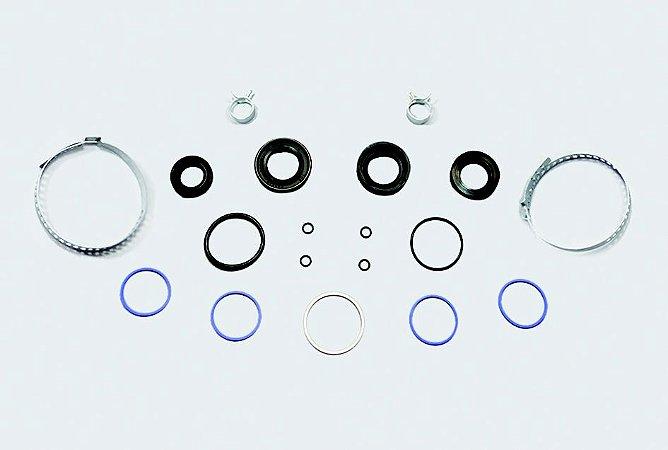 Reparo Caixa Direção Hidráulica Mitsubishi Eclipse (05 a 06) / Galant (03 a 04)
