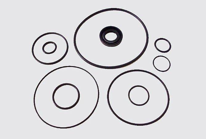 Reparo Bomba Direção Hidráulica B3000 / B4000 (94 a 99) / Navajo (91 a 95)