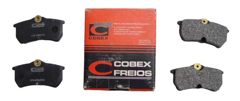 Pastilhas Freio Dianteiro/traseira Ford F4000 Turbo (96-98)
